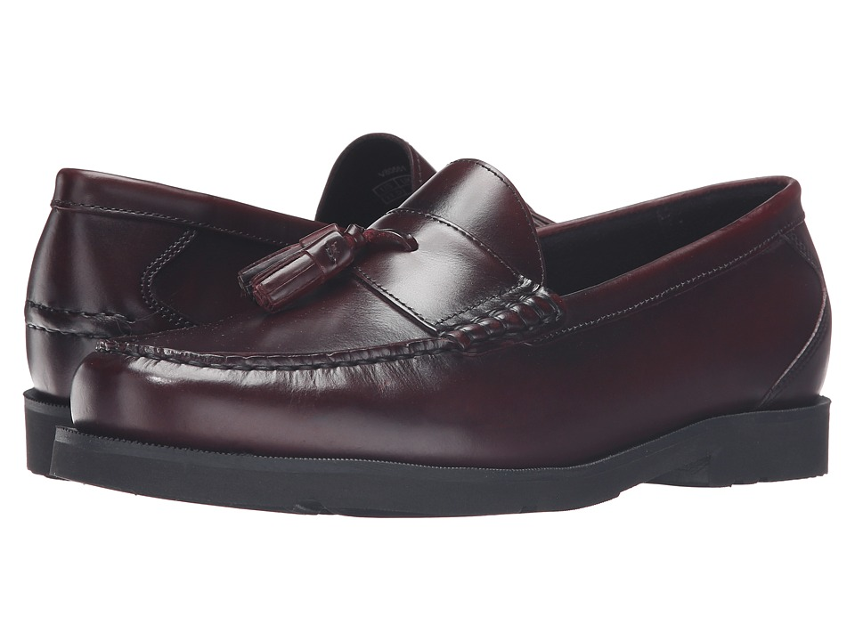 Rockport - Modern Prep Tassel (Burgundy) Mens Shoes