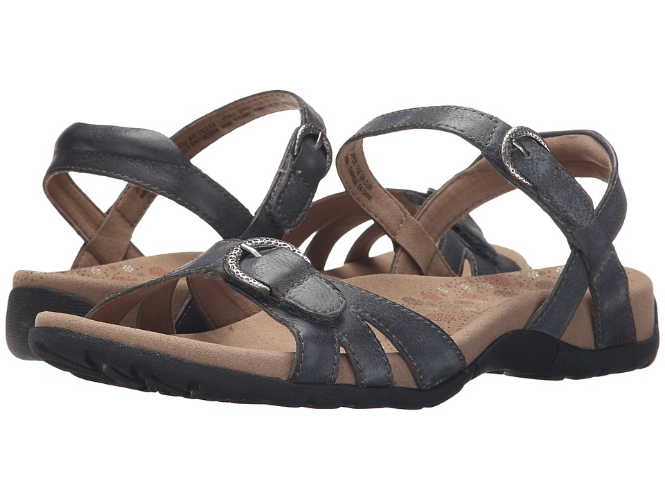 taos Footwear Jackpot Navy Womens Sandals