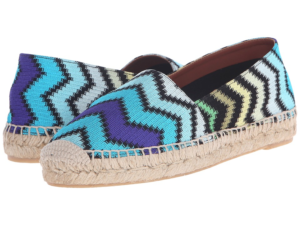 Missoni Espadrille Multi Womens Sandals