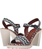 Missoni - Raschel Heel Multi Sandal