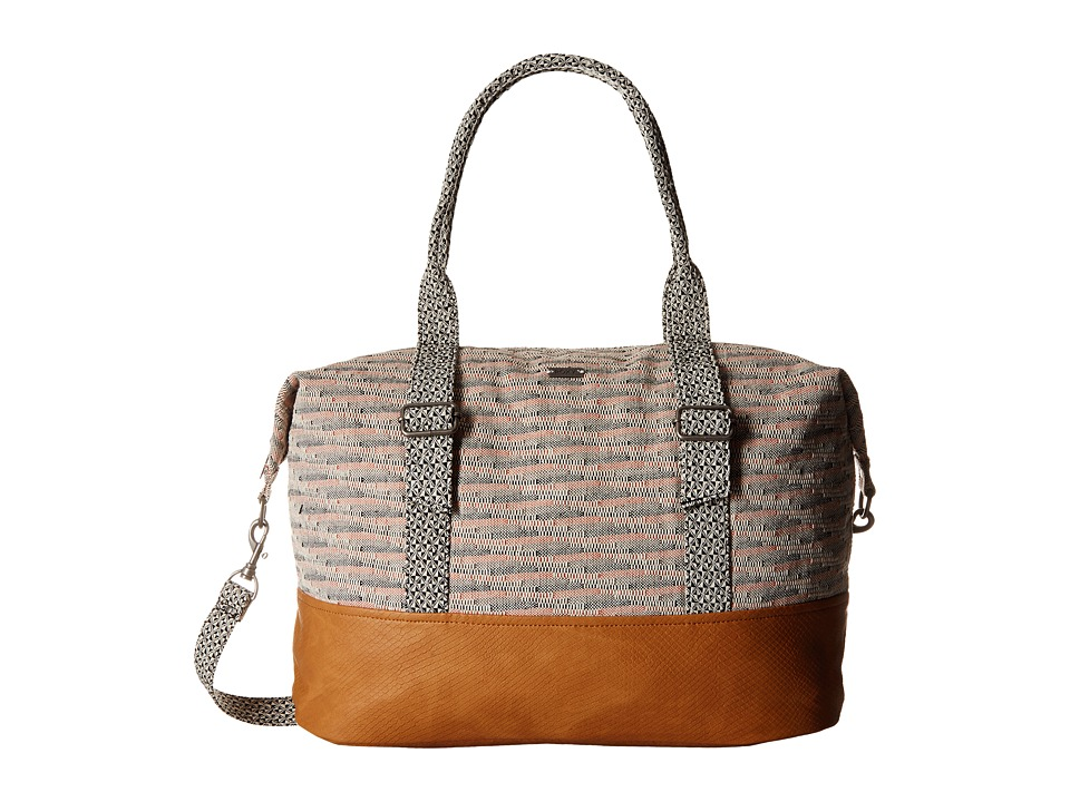 Roxy - Floating Vibes A Weekender Bag (Bone Brown) Shoulder Handbags