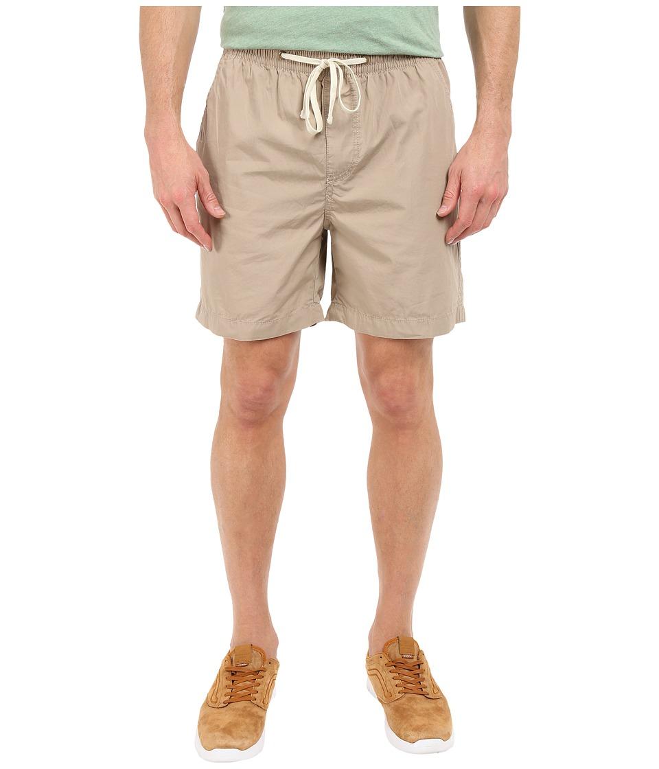 Nautica Drawstring Shorts Cotton True Khaki Mens Shorts