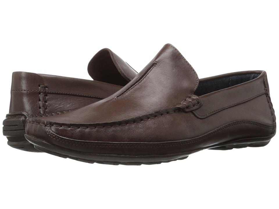 Steve Madden Zeallot (Brown Leather) Men