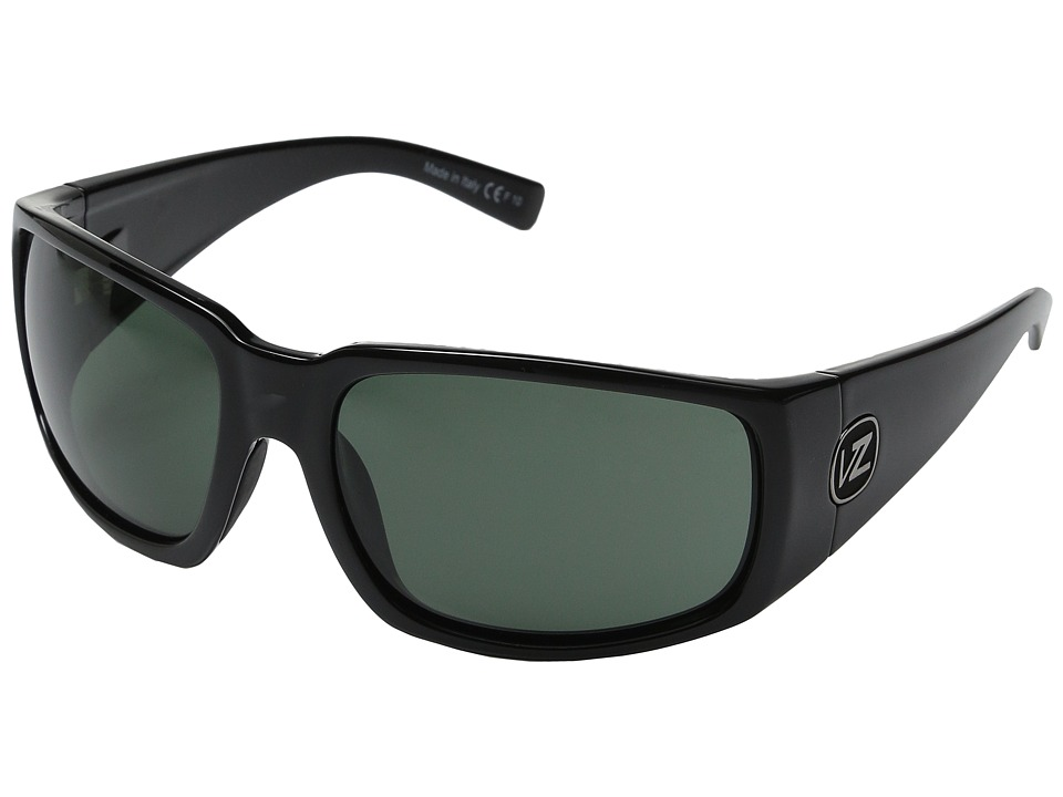 VonZipper Palooka Black/Vintage Grey Sport Sunglasses