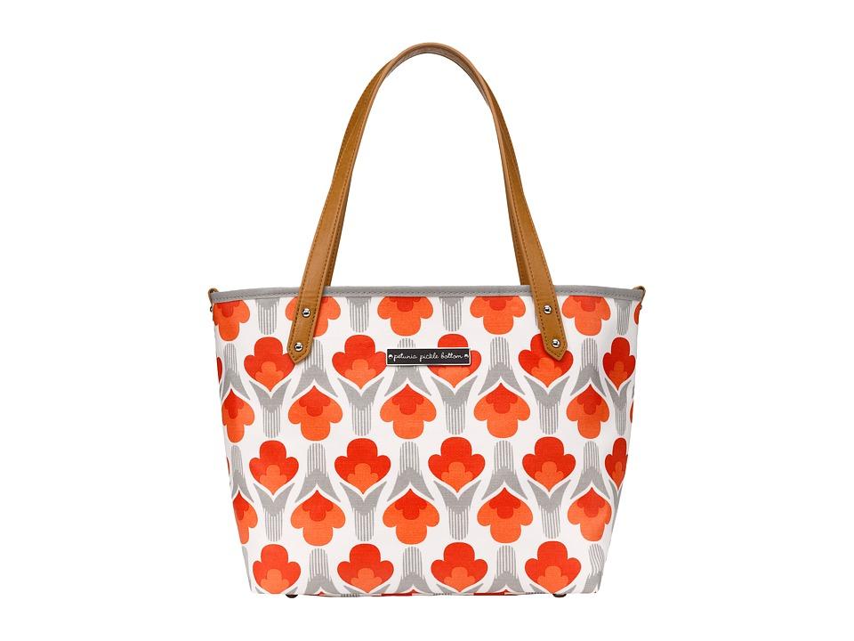 petunia pickle bottom - Glazed Downtown Tote Mini (Brittany Blooms) Tote Handbags