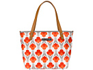 petunia pickle bottom Glazed Downtown Tote Mini (Brittany Blooms)