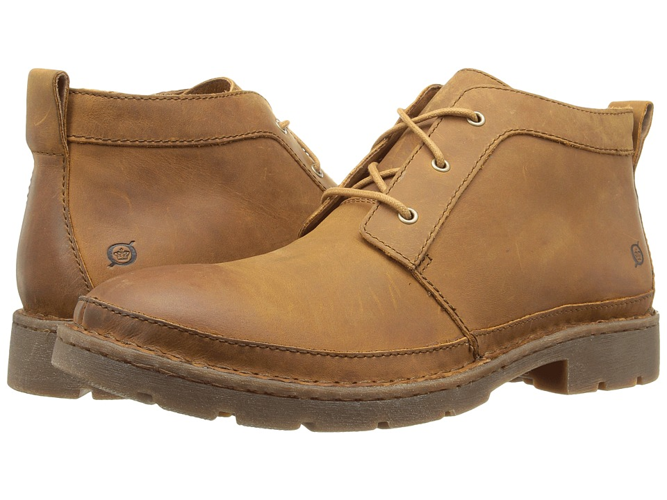 Born - Melick (Russet Full Grain Leather/Rust) Men