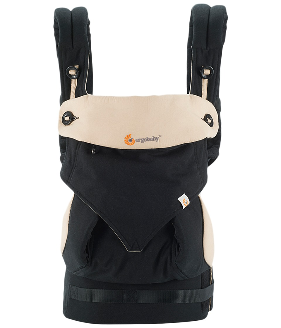 Ergobaby Four Position 360 Carrier (Black/Camel) Carriers...