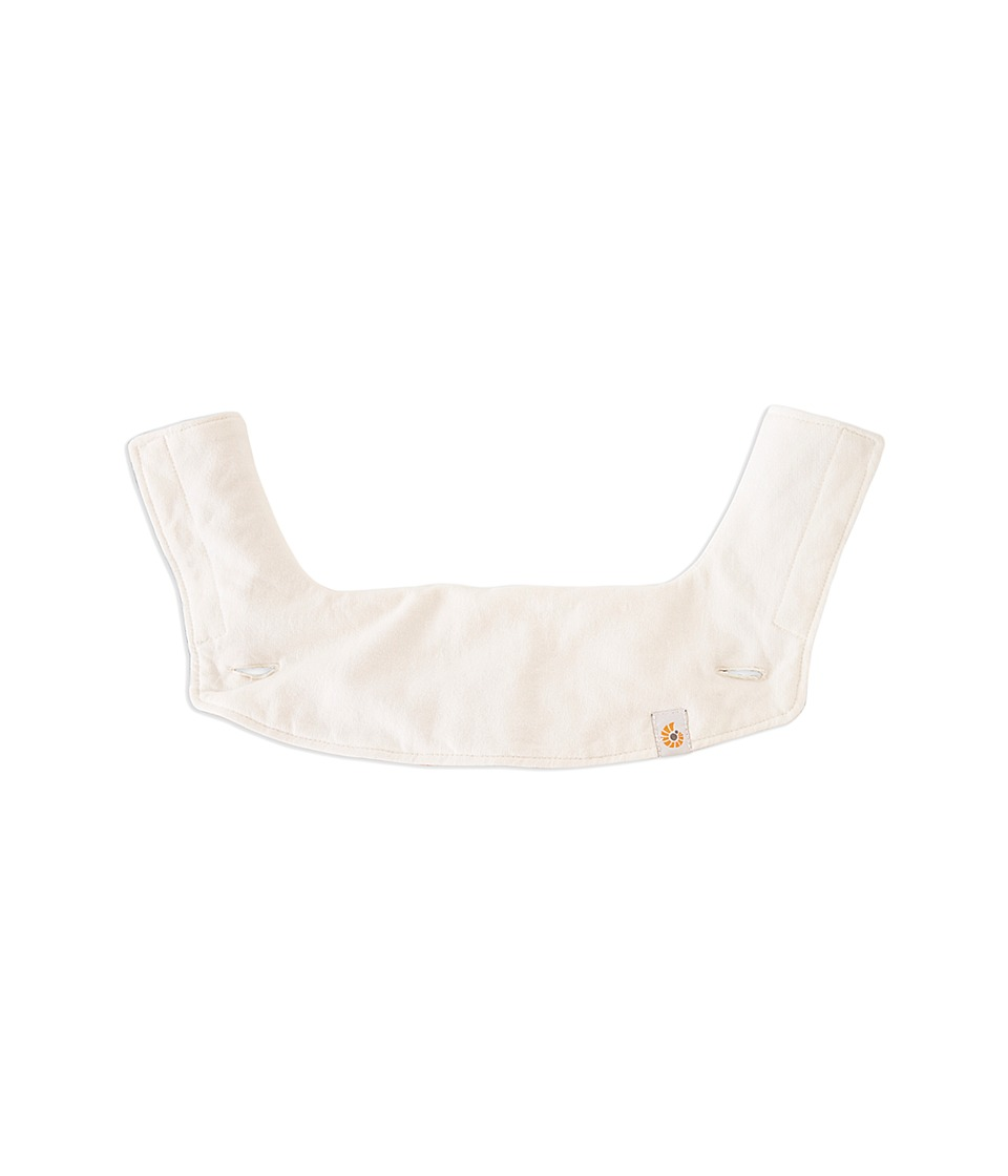 Ergobaby - Four Position 360 Carrier -Teething Pad Bib (Natural) Carriers Travel