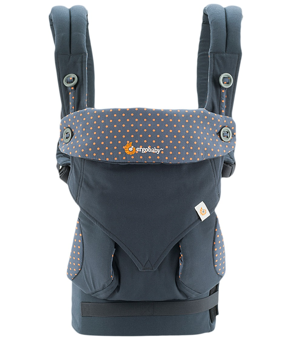 Ergobaby Four Position 360 Carrier Dusty Blue Carriers Travel