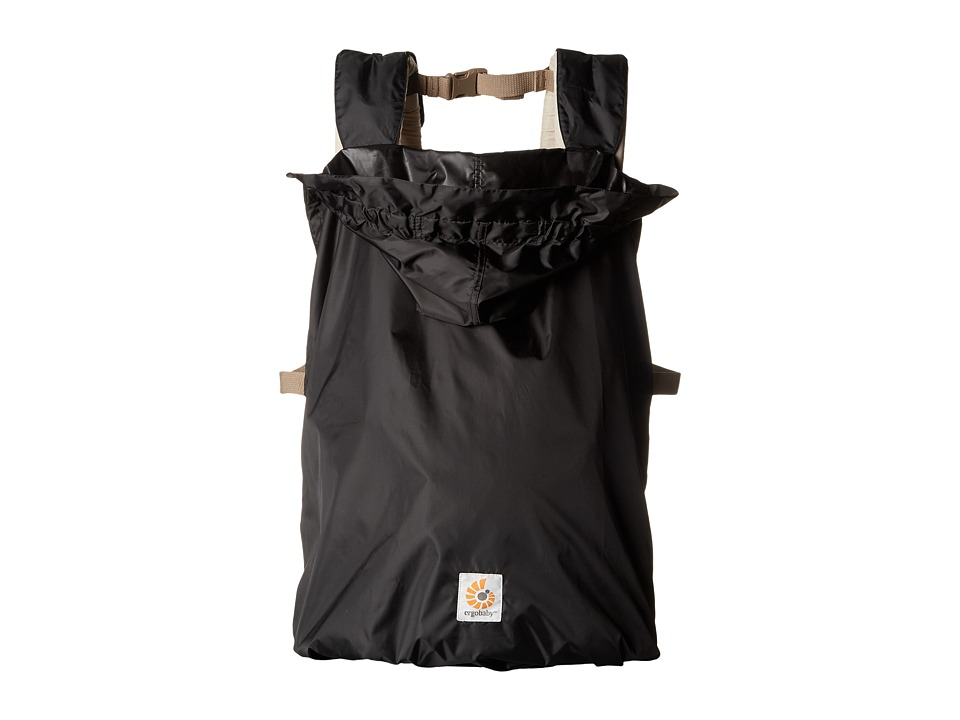 Ergobaby - Rain Cover (Black) Carriers Travel