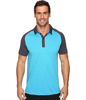 PUMA Golf - Short Sleeve Tailored Saddle Polo