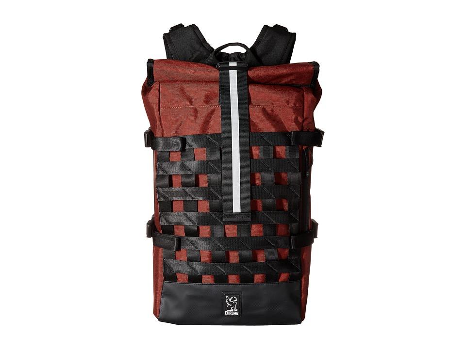 Chrome Barrage Cargo (Brick/Black) Bags