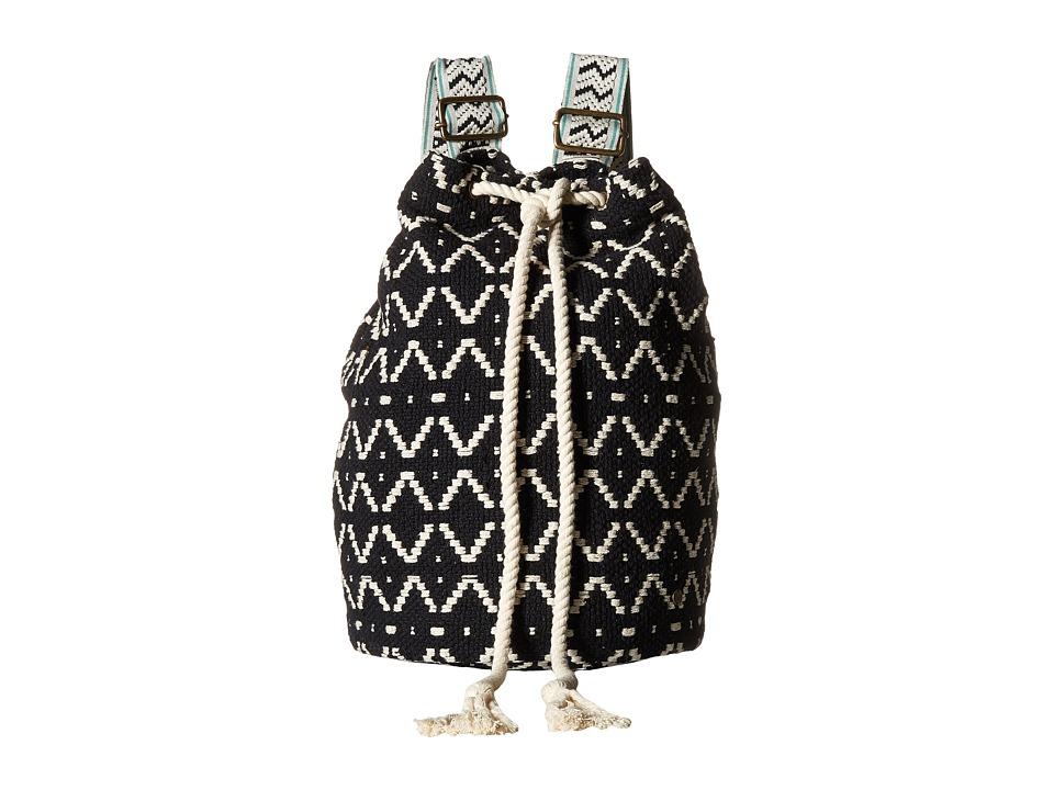 Billabong - Bonfire Beachin Backpack (Off-Black) Backpack Bags