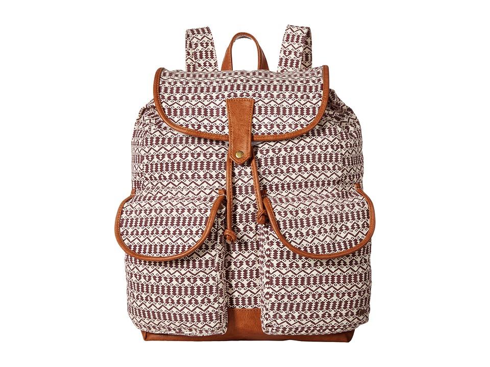 Billabong - Midnight Moonz Backpack (Mystic Maroon) Backpack Bags