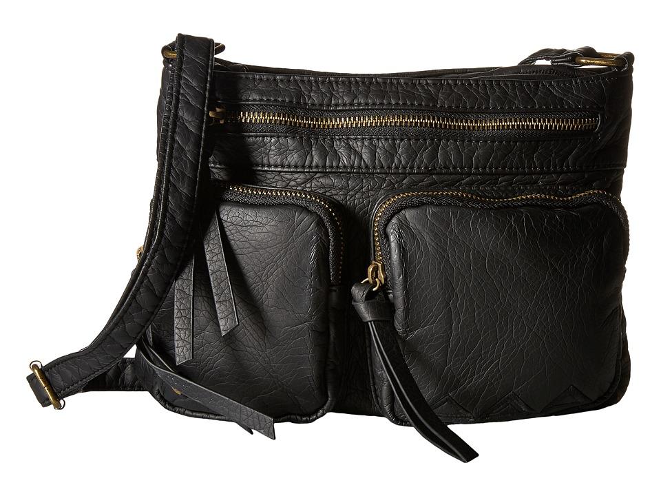 Billabong - Greater Sands Crossbody Bag (Off-Black) Cross Body Handbags