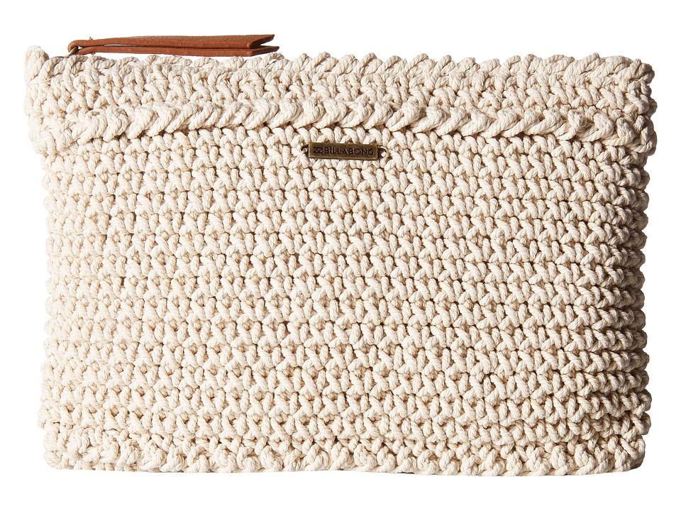 Billabong - At The Sea Wallet (Cool Wip) Wallet Handbags