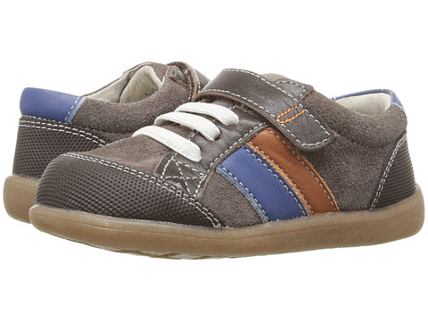 See Kai Run Kids Randall (Toddler) - Brown/Blue/Orange