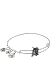 Alex and Ani - MLB Detroit Tigers Slider Charm Bangle Bracelet