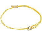 Kindred Cord Daisy Yellow Bracelet