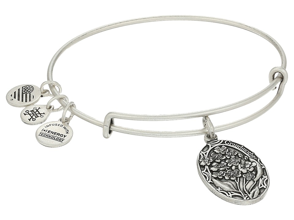 Alex and Ani Because I love you Grandmother II Bracelet Rafaelian Silver Bracelet
