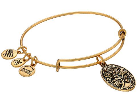 Alex and Ani Because I love you Mom II Bracelet - Rafaelian Gold