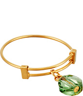 Alex and Ani - Crystal Infusion Expandable Wire Ring Sprout Bracelet