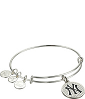 Alex and Ani - MLB New York Yankees Pinstripes Charm Bangle Bracelet