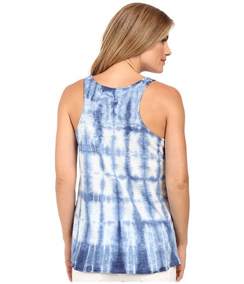 Calvin klein jeans sleeveless tie dye shirt for Tie dye sleeveless shirts