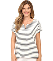 Calvin Klein Jeans - Stripe Short Sleeve Henley