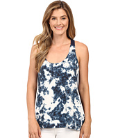 Calvin Klein Jeans - Printed Mixed Media Tank Top
