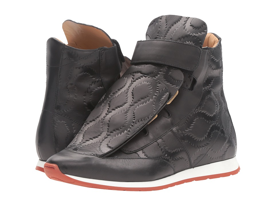 Vivienne Westwood 3 Tongue Trainer (Black) Men