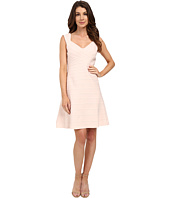Adrianna Papell - Crossover Band Fit & Flare Dress