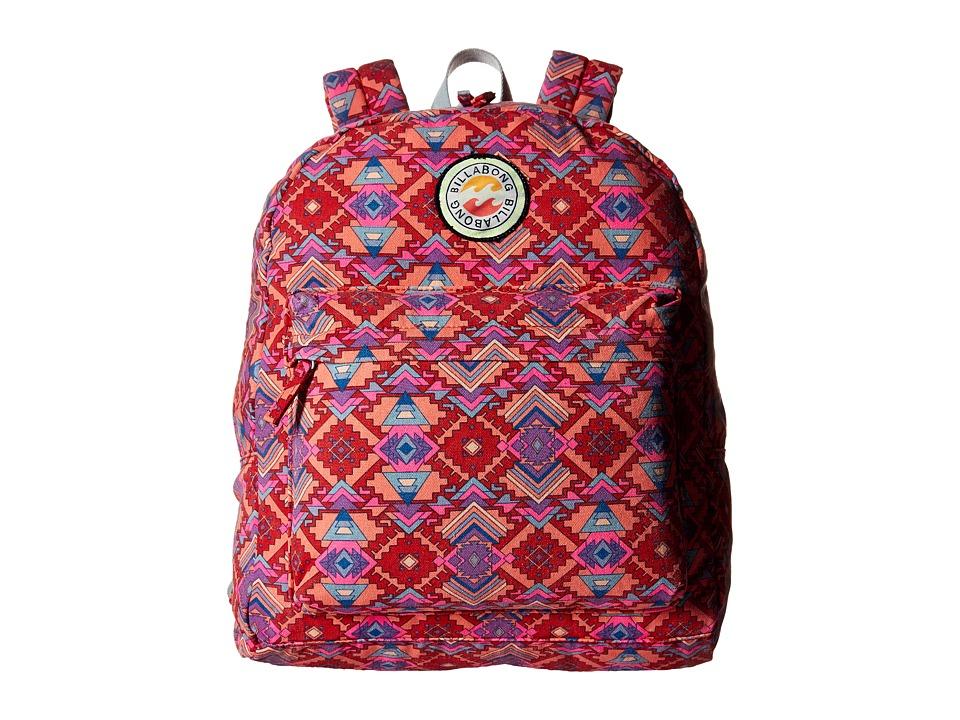 Billabong - Play Date Backpack (Little Kids/Big Kids) (Multi) Backpack Bags
