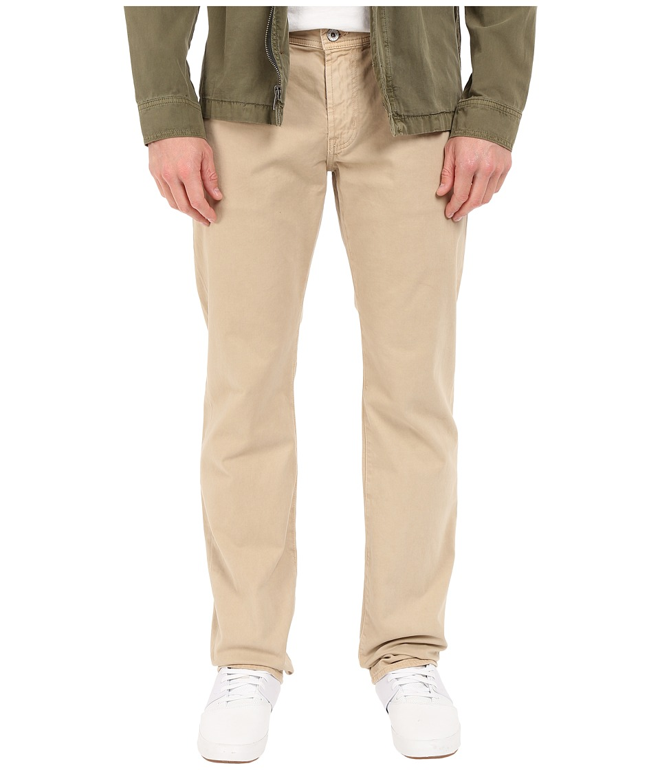 AG Adriano Goldschmied Graduate Tailored Leg Pants in Sulfur Desert Taupe Sulfur Desert Taupe Mens Casual Pants