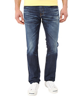 AG Adriano Goldschmied - Matchbox Slim Straight Denim in 4 Years Lost Horse