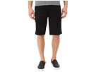 AG Adriano Goldschmied AG Adriano Goldschmied Griffin Relaxed Shorts in Super Black