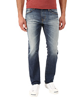 AG Adriano Goldschmied - Matchbox Slim Straight Denim in 10 Years Atlas