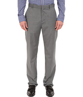 Perry Ellis - Textured Diamond Flat Front Suit Pants