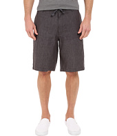 Perry Ellis - Linen Washed Drawstring Shorts