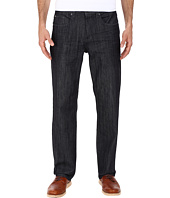 Perry Ellis - Five-Pocket Wash Denim in Medium Indigo