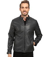 Calvin Klein - Faux Leather Jacket