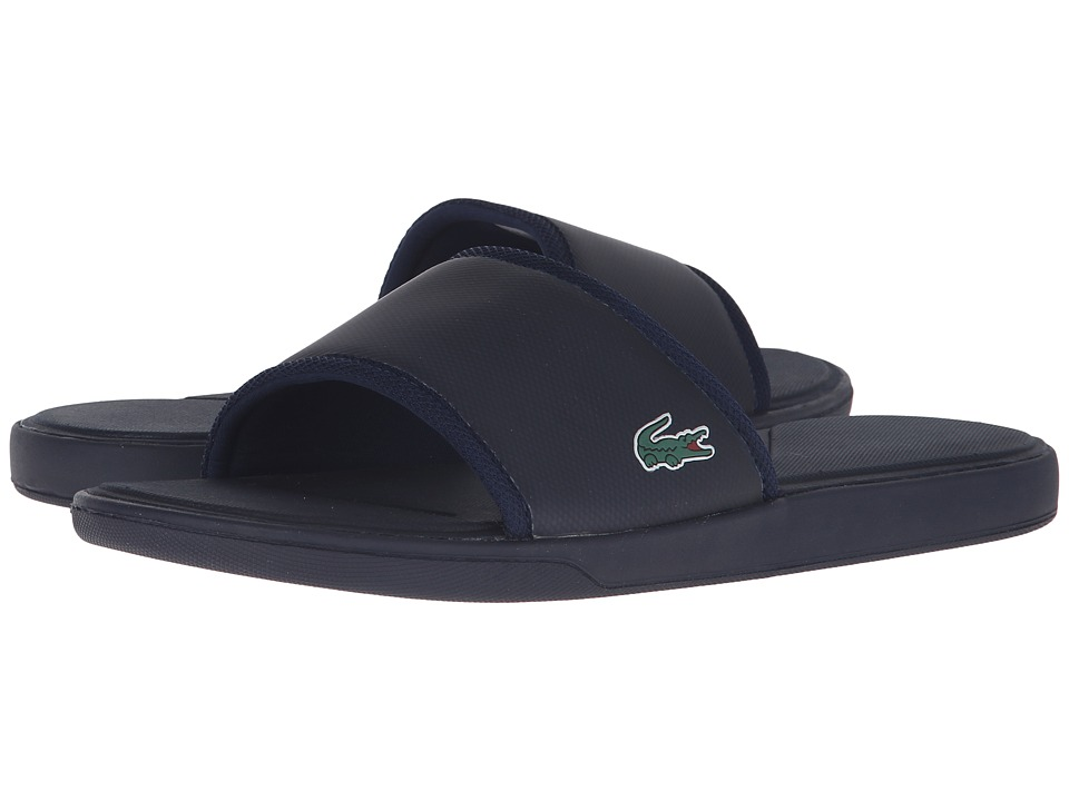 Lacoste - L.30 Slide Sport SPM (Navy) Men