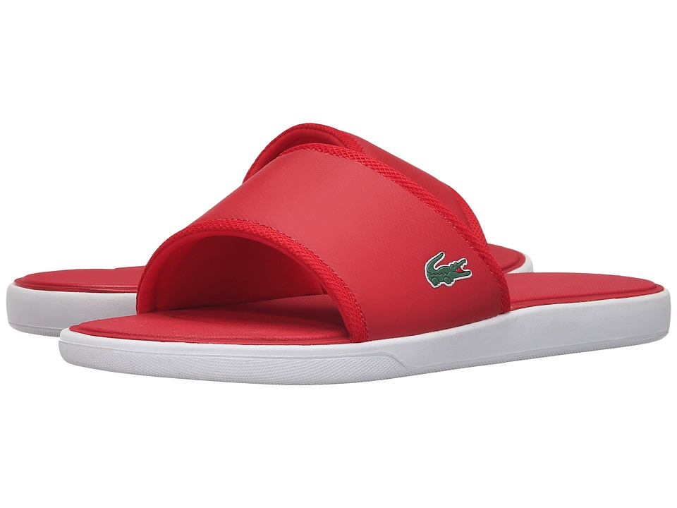 Lacoste - L.30 Slide Sport SPM (Red) Men