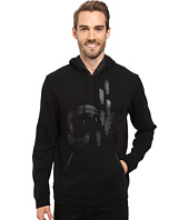 Calvin Klein - Long Sleeve Chest Logo Pullover Hoodie