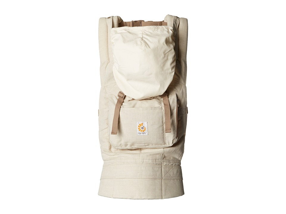 Ergobaby Original Collection Natural Linen Carriers Travel