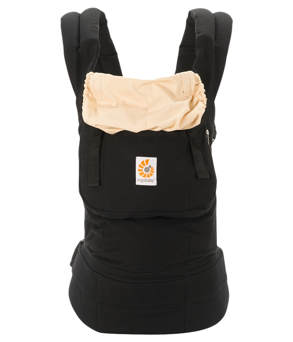 Ergobaby Original Collection Black/Camel Carriers Travel
