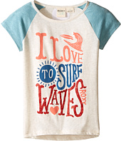 Roxy Kids - Point Break Short Sleeve (Toddler/Little Kids)