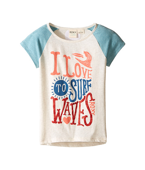 Roxy Kids Point Break Short Sleeve (Toddler/Little Kids)