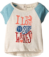 Roxy Kids - Point Break Short Sleeve (Infant)